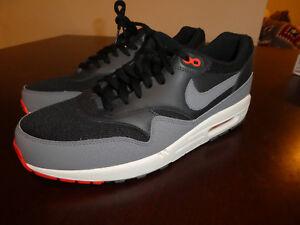 dca1151502 Nike Air Max 1 essential shoes mens new sneakers 537383 008 | eBay