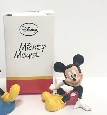 Bomboniere Disney Matrimonio.Bomboniere Disney Mickey Mouse Mickey Resin With Box Ebay