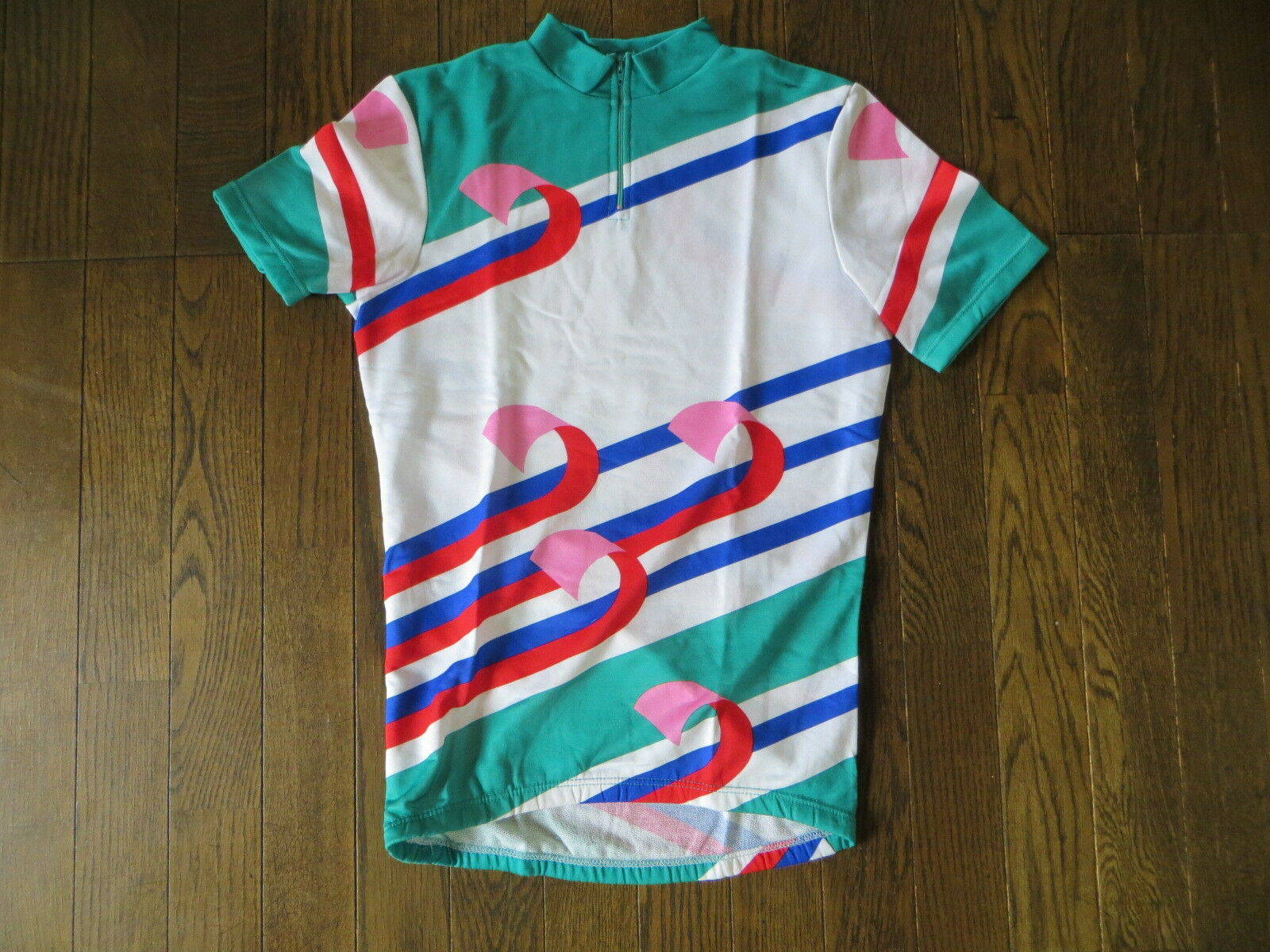 Never Used Vintage SMS Santini Bicycle Wear Cycling Jerjey XL (17051001)