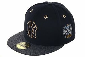 Official 2016 MLB All Star Game New York Yankees New Era 59FIFTY ... 7ef050cb218