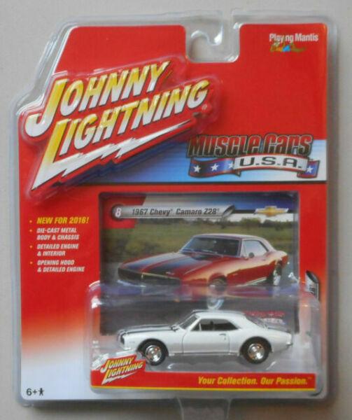 Johnny Lightning Muscle Cars USA 1967 Chevy Camaro Z28