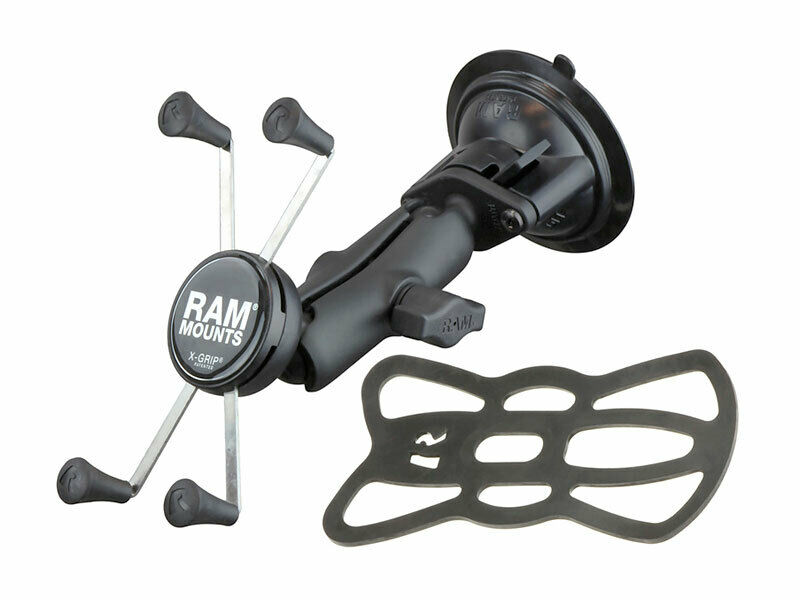 RAM-B-166-UN10U Kit ventosa 83 mm. móvil más de 5.5 pulgadas
