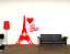miniature 4 - Adesivo Parigi torre eiffel città stickers murale decalcomania vari colori 02