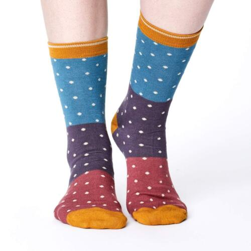 Multipack Option Natacha Womens Socks by Thought Super-Soft Bamboo 4 Colours