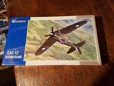 Special Hobby 1/48 Model Airplane Kit CAC-12 Boomerang Early Version 48074
