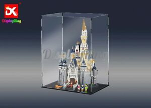 Display-King-display-case-for-Lego-Disney-Castle-71040-Sydney-Stock