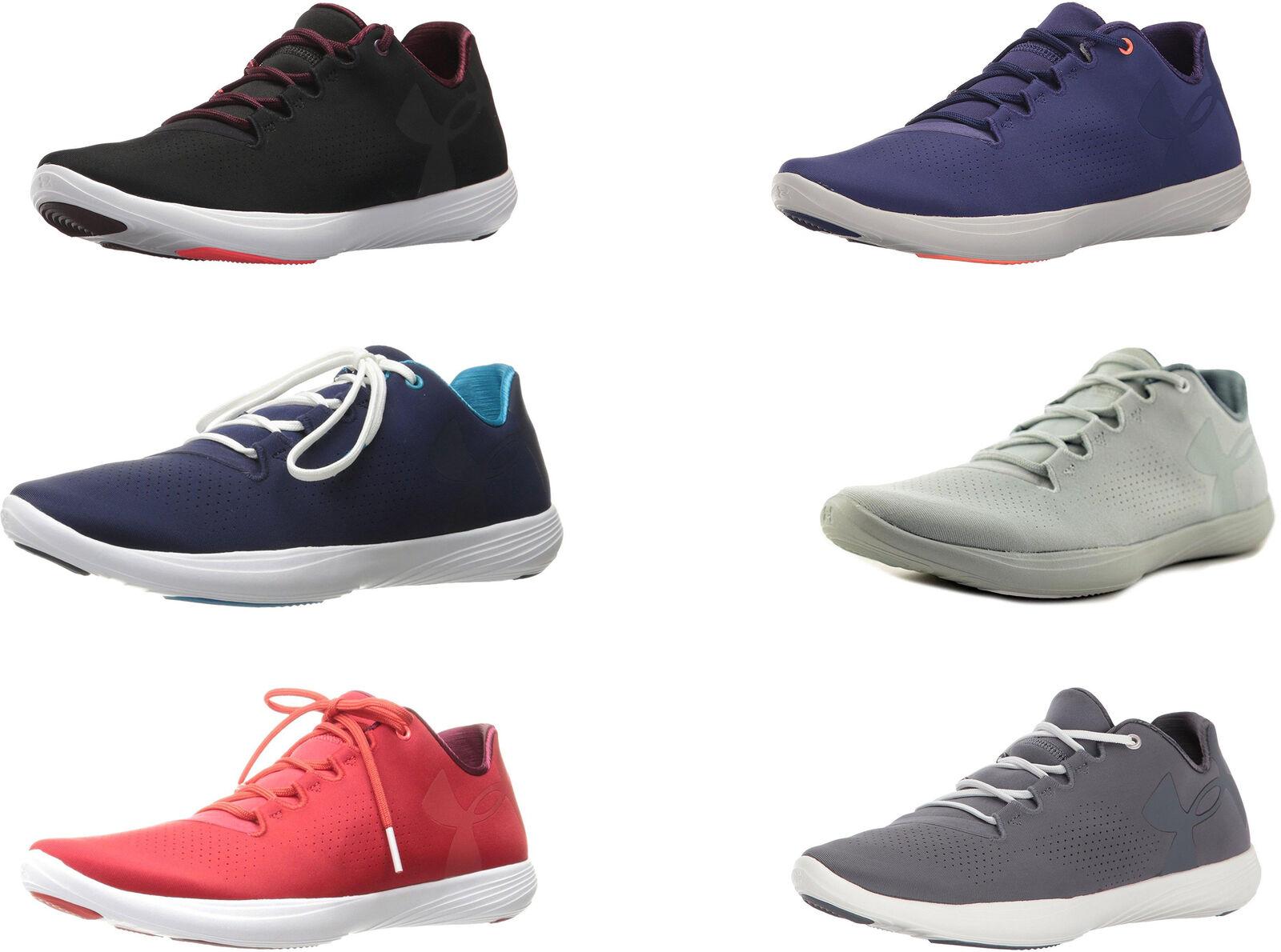 Under Armour Women's Street Precision Low Shoes, 6 Colors