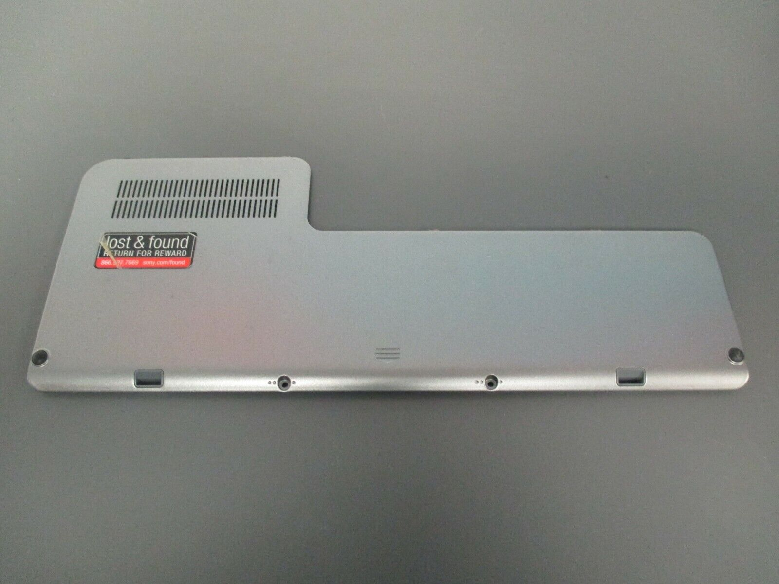 Sony Vaio VPCA3AFX Grey Back Panel 024-600A-8518-B USED