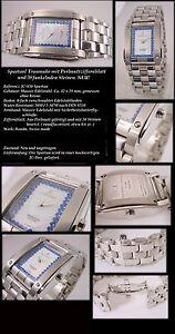 Luxury-Designer-Unisex-Spartan-Watch-A-D-JACQUES-CANTANI-Masterpiece-Blue