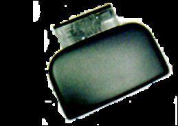 CITROEN BERLINGO MANIGLIA ANTERIORESX ESTERNA NERA DAL 1996/>2007