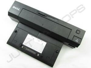 DELL-Latitude-E7440-E7240-E7250-USB-3-0-Docking-Station-replicatore-di-porte-no-PSU