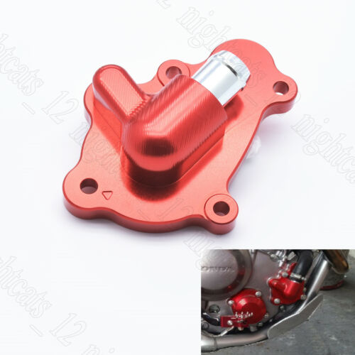 Red CNC Upgrade Water Pump Cover for Honda CRF250L//M CRF250RL Rally 2012-2017