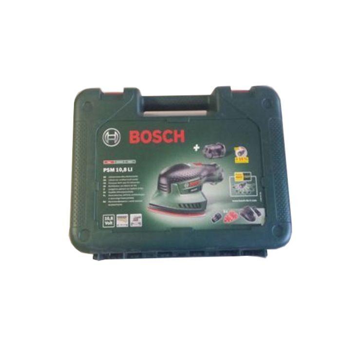 Bosch Akku-Multischleifer PSM 10,8 Li inkl. einem 2, Akku Ladegerät Koffer NEU
