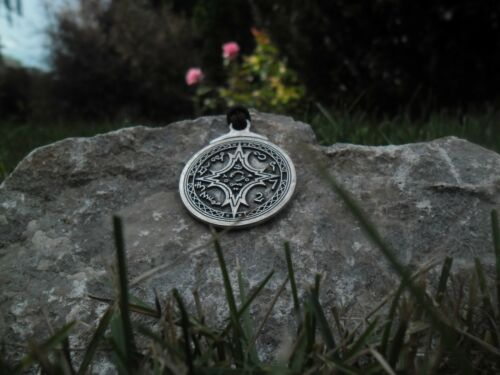 Angel talisman symbol magic fortune pendant,Mastery of the Magical Arts Talisman