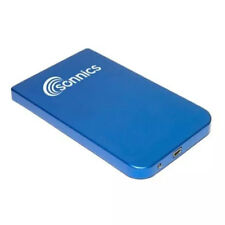 New Sonnics 320GB USB 2.0 Portable External Hard Drive Storage - Blue