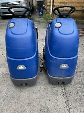 2 Chariot Iscrub 20 Floor Scubbers For Parts