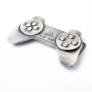 Boucle-de-ceinture-en-Metal-MANETTE-CONSOLE-PLAYSTATION-PS1-PS2-PS3-retro-gaming