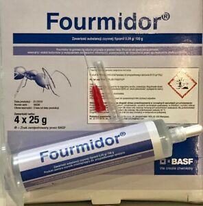 BASF-Fourmidor-25g-firponil-gel-for-fighting-ants-it-039-s-fast-and-very-effective