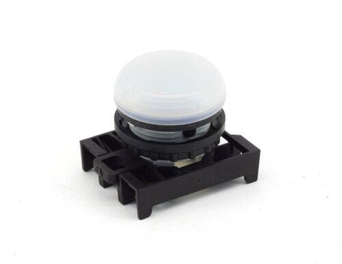 Eaton Moeller M22-L-W Leuchtmelder Weiß Leuchtvorsatz d=29.7mm Leuchteinsatz RMQ