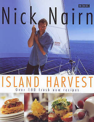 """AS NEW"" Island Harvest, Nairn, Nick, Book"