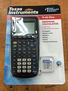 Texas-Instruments-TI-83-Plus-Graphing-Calculator-NEW