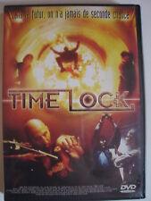 DVD TIME LOCK dans le futur on n'a jamais de seconde chance