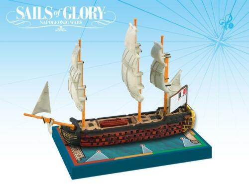 Sails of Glory Ship Pack Montagne 1790 Board Game by Ares Games Srl AGS SGN106A