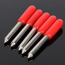 5pcs 45 Degree Vinyl Cutter Plotter Blades Cemented Carbide Blade For Roland