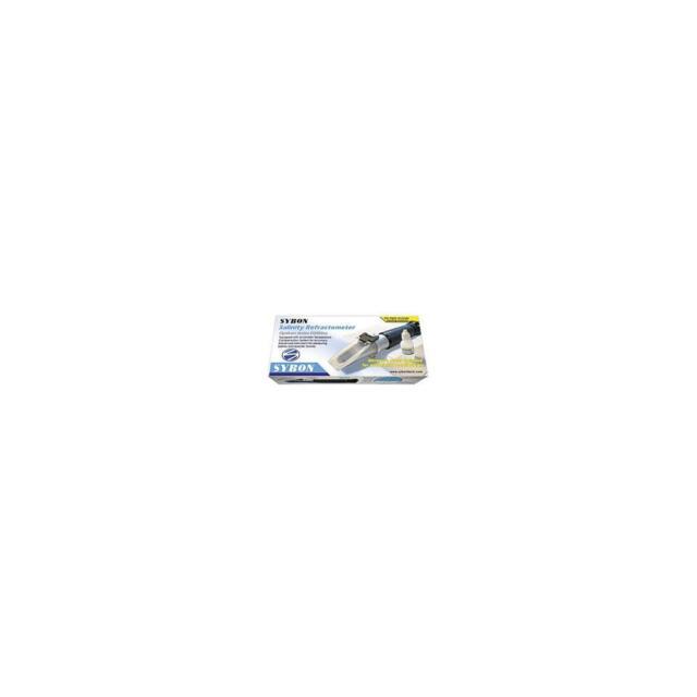 Sybon Heavy Duty Salinity Refractometer - FG100sa w/ ATC