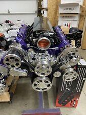 Chevy 53ls 450 540 Hp Complete Crate Engine Pro Built 366 Lq Ls2 Ls6 62 Ls3