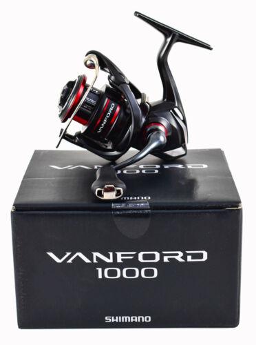 SHIMANO VANFORD 1000 VF1000F 5.1:1 GEAR RATIO 7+1 BEARING SPINNING REEL