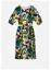 "thumbnail 1 - 🌈 New Gorman x Spencer Shakespeare ""CASA VERDE""  Linen Dress AUS 16 Large🌈"