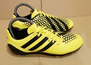 Incurza Adidas Uk Size 4 Bright Boots Rugby New Yellow Brand ZgRw5
