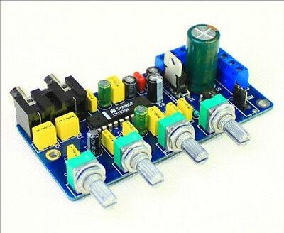 DC 12V LM1036N AC/DC HIFI tone control board Stereo Audio Amplifier board