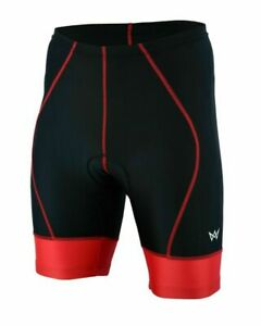 Men/'s Cycling Cool Max Padded Compression Shorts Polyester Lycra Apex Wear