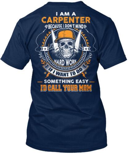 MUST-HAVE Carpenter-Je suis un car ne me dérange pas dur Standard Unisexe T-Shirt