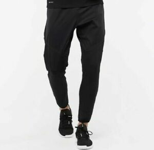 NEW-Nike-DRY-Premium-Mens-Training-Trousers-927360-Black-Size-XL-Standard-Fit
