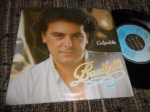 BACCHELLI-CULPABLE-EQUIVOCADA-SINGLE-7-039-039-1982-BELTER-SPAIN-SPAGNA