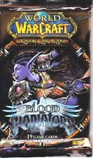Warcraft * Blood of Gladiators - Booster Pack x 1 * Wow - Foam Sword Rack loot?