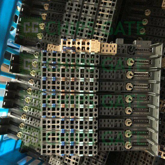 1PCS Used Siemens TM-E15C26-A1 Terminal Module Tested Fast Ship