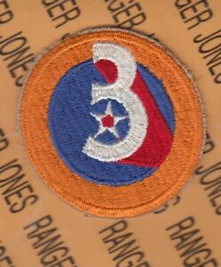 US 3rd ARMY AIR CORPS PATCH