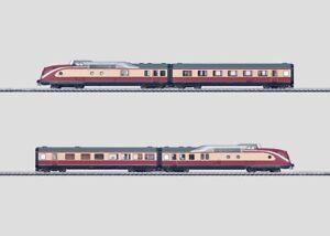 Märklin HO #37605  DB Class VT115 TEE Diesel Railcar Train, 2003 & 2004