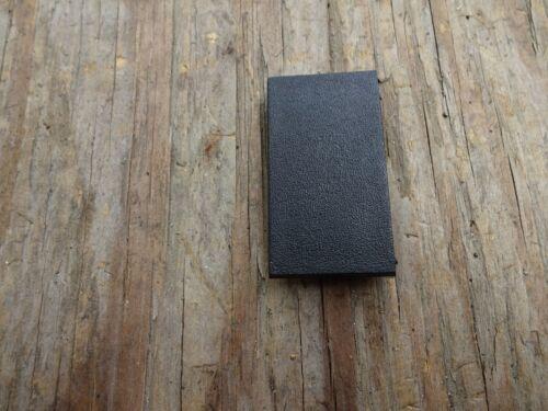 Volvo 240 242 244 245 Black dash switch blank cover