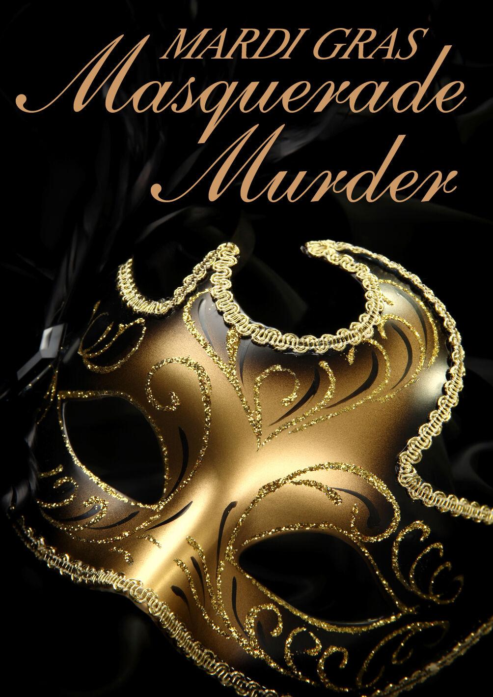 Disfraces de Carnaval Murder 6 , 8 , 10 , 12 Juegos Jugador