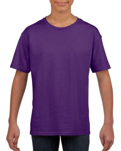 Gildan Kinder T-Shirt Kids T Shirt XS S M L XL