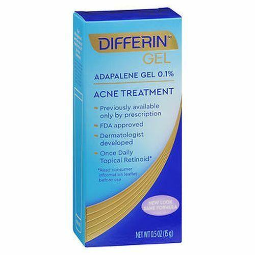 Differin Gel Acne Treatment 15 Grams  by Differin