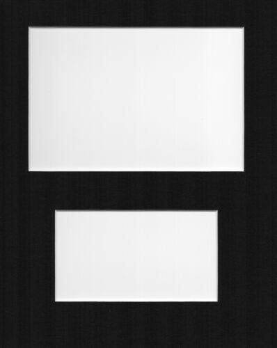 """AUTOGRAFO Mounts TELAIO Taglia 8/""""x10/"""" 2 PAESAGGIO aperture A164"""