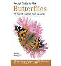 """""""AS NEW"""" Pocket Guide to the Butterflies of Great Britain and Ireland, Richard L"""