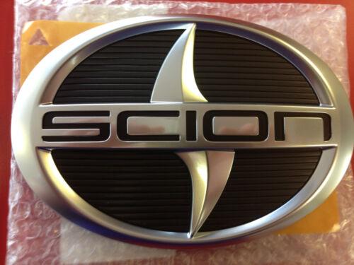 2010-2013 Scion xB Front Grill Emblem Genuine Scion OEM 75311-12B80