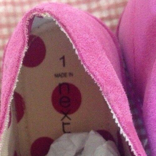 taille Bottes du rose 33 Girl désert Next de Eur 1 daim en 8OqWUTpw8